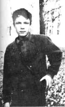 Bukovsky, teenager